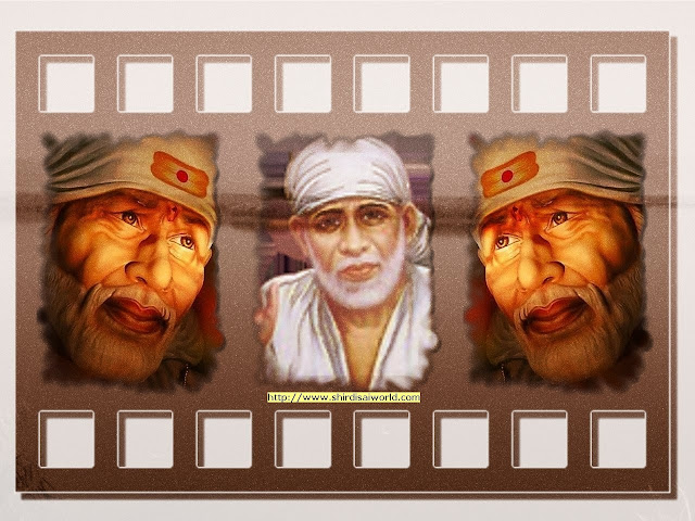 shirdi sai, collage, shirdi sai world