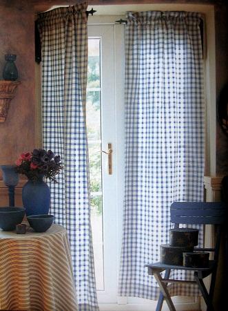 Cortinas con barras m viles soluciones - Dobladillo cortinas ...
