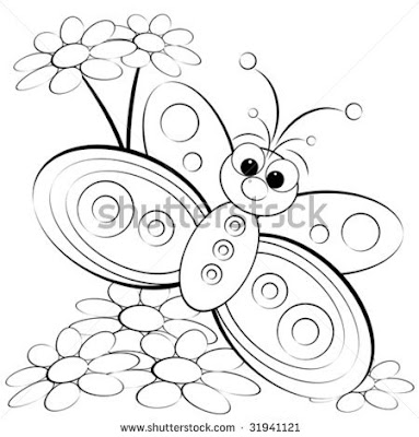 Categories : Flower coloring picures