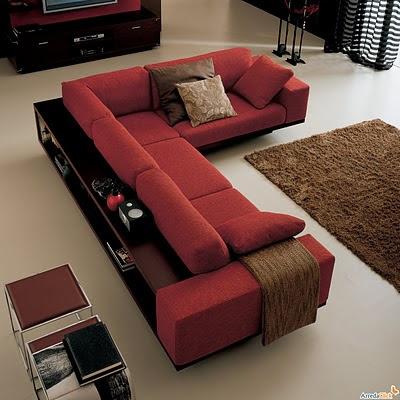 Arredaclick italian design furniture blog june 2011 for Divano con mobile dietro