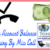 Check Your Bank Account Balance By Miss Call
