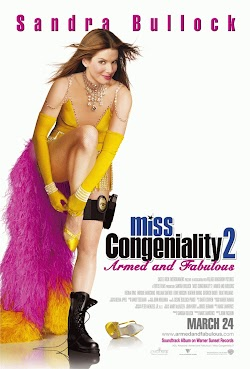 Hoa Hậu Fbi 2 - Miss Congeniality 2: Armed And Fabulous (2005) Poster