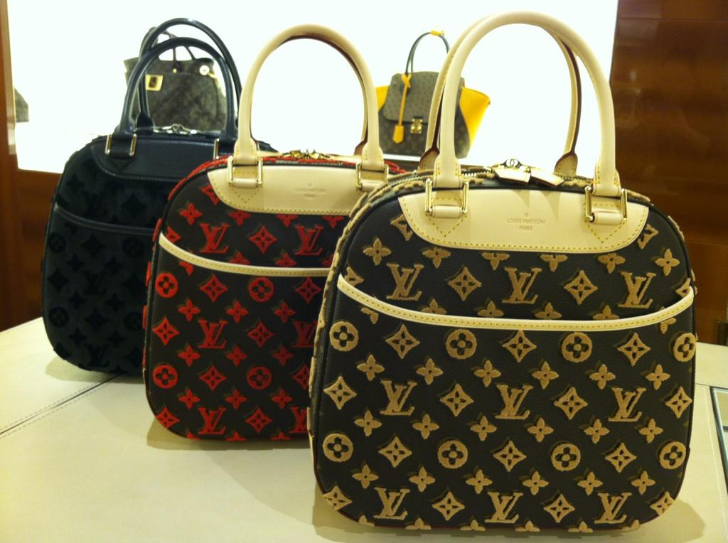new louis vuitton bags fall 2013