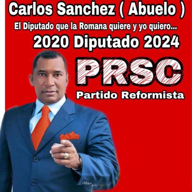 Carlos Sanchez ( ABUELO)