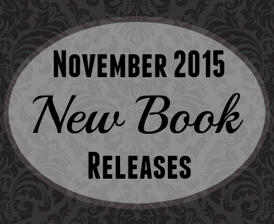 November 2015 New Book Releases