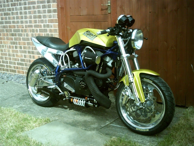 Buell X1 Cafe Racer - 1250cc Nitrous Kit Buell X1 transformed into a  Beautiful cafe racer Cafe Racer | Buell X1 Cafe Racer  Info here