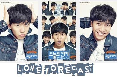 Biodata Pemeran Drama Korea Love Forecast
