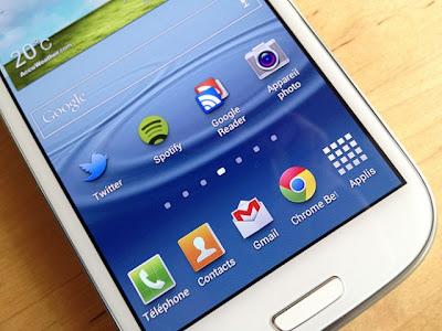 Samsung Galaxy S4 launch next year?