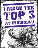 Top 3 Winner - Indigoblu