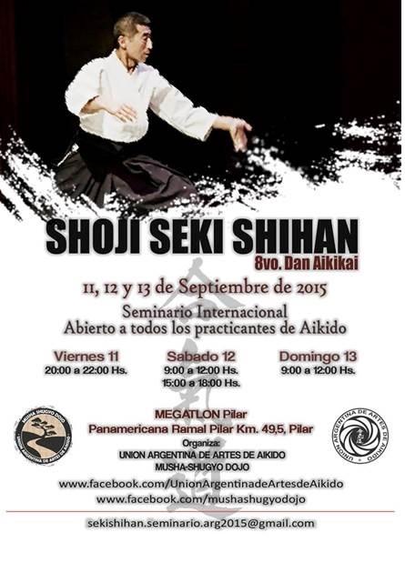 Seminario Shoji Seki Shihan