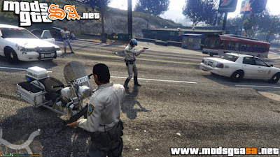 V - Mod Ultra Policial Completo para GTA V PC