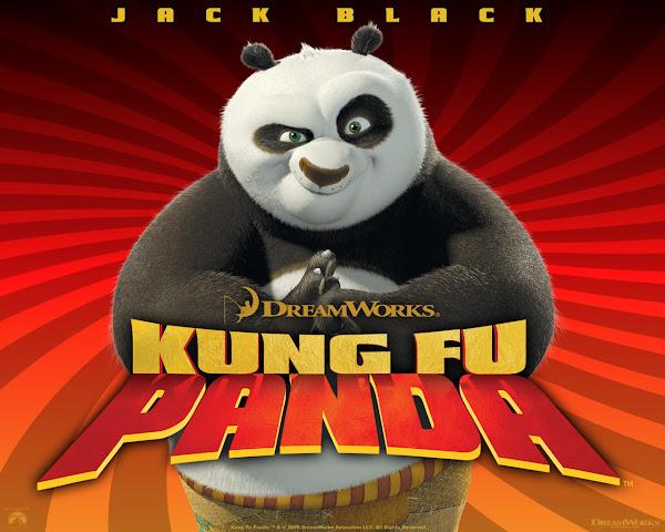 Kung Fu Panda [2008] - Animation