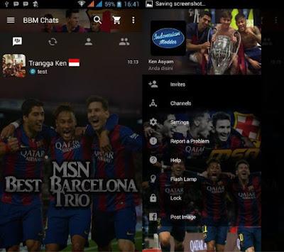 BBM MOD TRIO MSN BARCELONA BASED V.2.12.0.9 CLONE