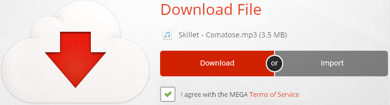Mega download