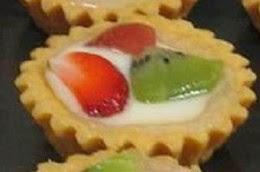 Resep Pie Buah mini