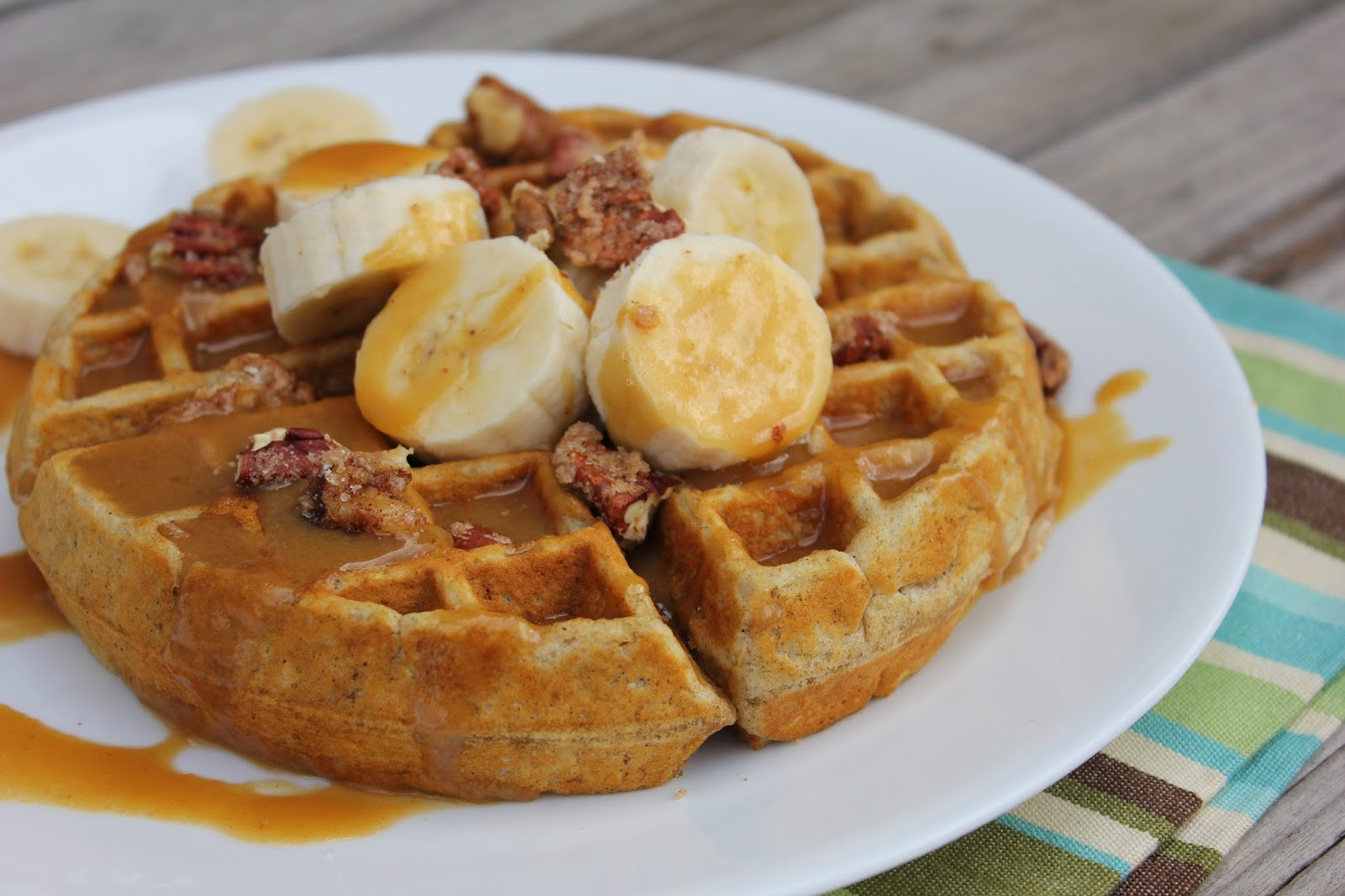 banana waffles 3 brown butter banana waffles these waffles are nothing ...