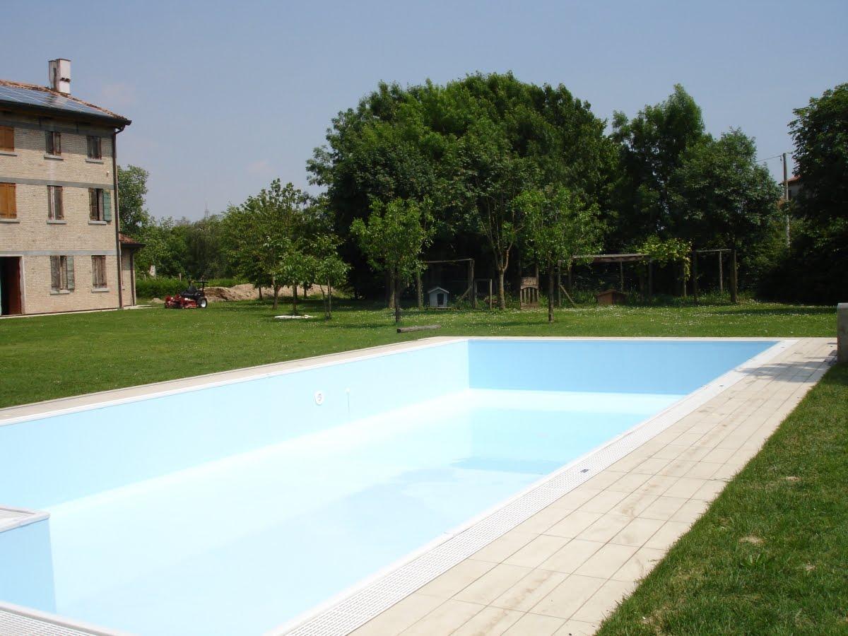 Progettazione e realizzazione piscine Treviso - Veneto