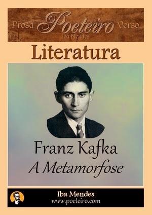 A Metamorfose, de Franz Kafka - gratis em pdf