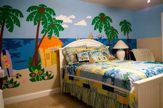 Rahab Interior Decor: Tips on Creating a Beach Bedroom Theme