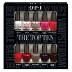 OPI THE TOP TEN MINI SET