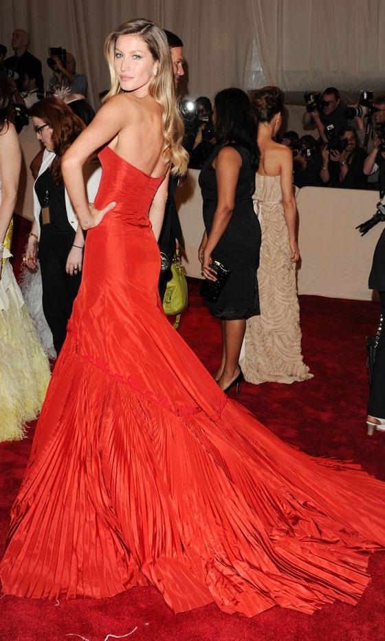 The Met Ball 2011 Honouring Alexander McQueen