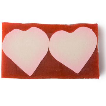 lush sapone san valentino