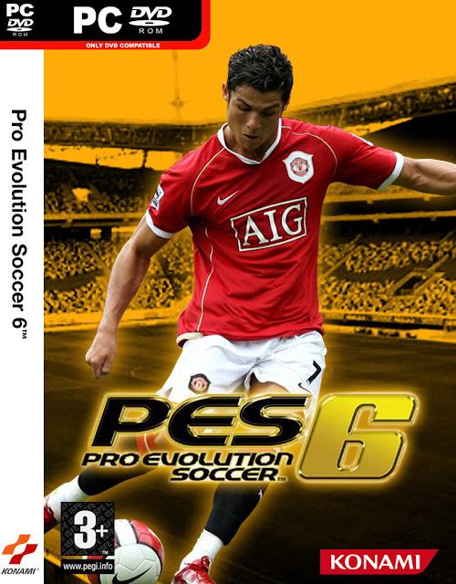 PES 6 pro evolution soccer