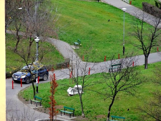 Street View na osiedlu Ostrobramska