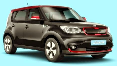 2015 kia soul ev price specs and release car drive and feature. Black Bedroom Furniture Sets. Home Design Ideas