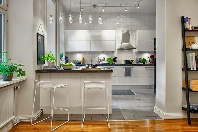 Ideas deco cocinas abiertas en espacios peque os sorteo for Ideas de cocinas en espacios pequenos