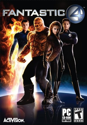 Fantastic 4 PC Game free download