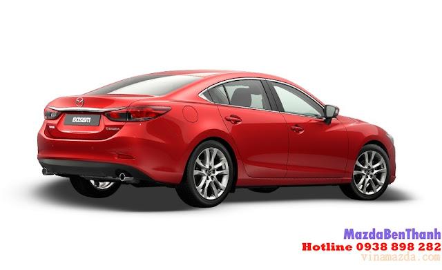 Mazda 6, 2013, vinamazda