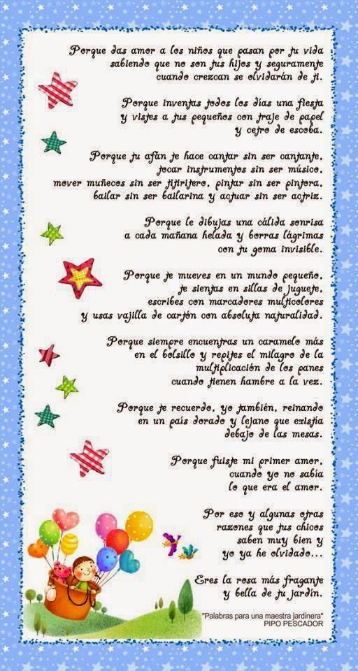 Palabras Para Los Jardines De Infantes | newhairstylesformen2014.com
