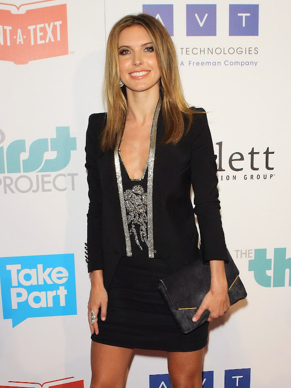 Audrina Patridge images from the red carpet event