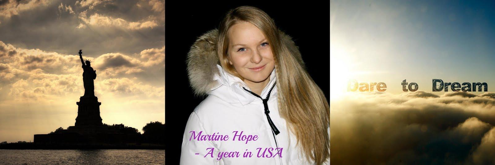 Martine I USA