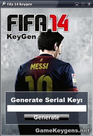 FIFA 14 Activation Keys