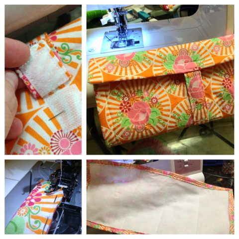 Travel Diaper Changing Pad Pattern - All Free Sewing