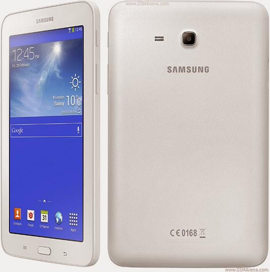 Spesifikasi Dan Harga Samsung Galaxy Tab 3 Lite 7.0 White WiFi Only Terbaru