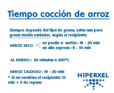 Hiperxel t nos importas - Tiempo de coccion de la patata ...