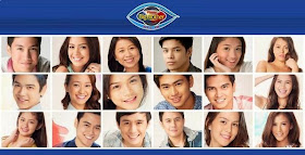 PBB All In complete set of Housemates 2014