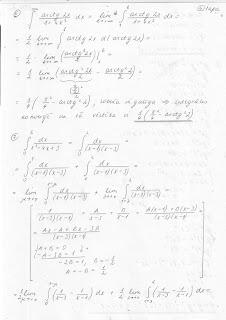 eksāmena atbildes matemātikā
