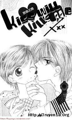 Kiss will kill me