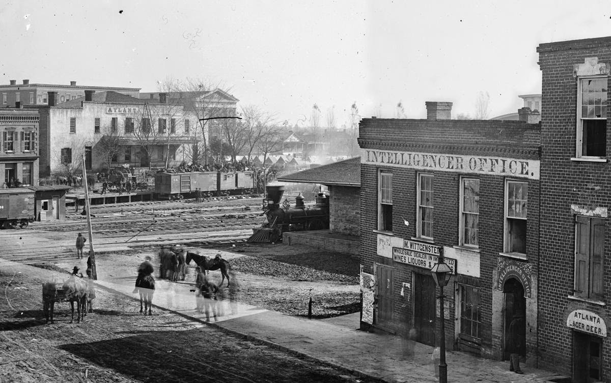 The Battle of Atlanta in the American Civil War - ThoughtCo