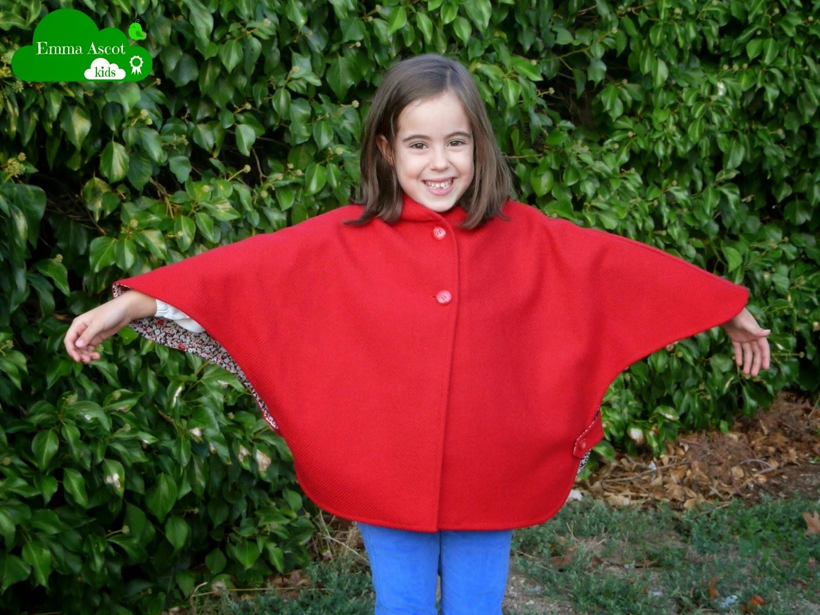Capa Caperucita roja