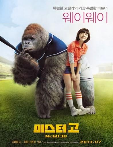 Ver Mr. Go (Mi-seu-teo Go) (2013) Online
