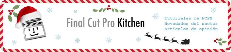 Final Cut Pro Kitchen