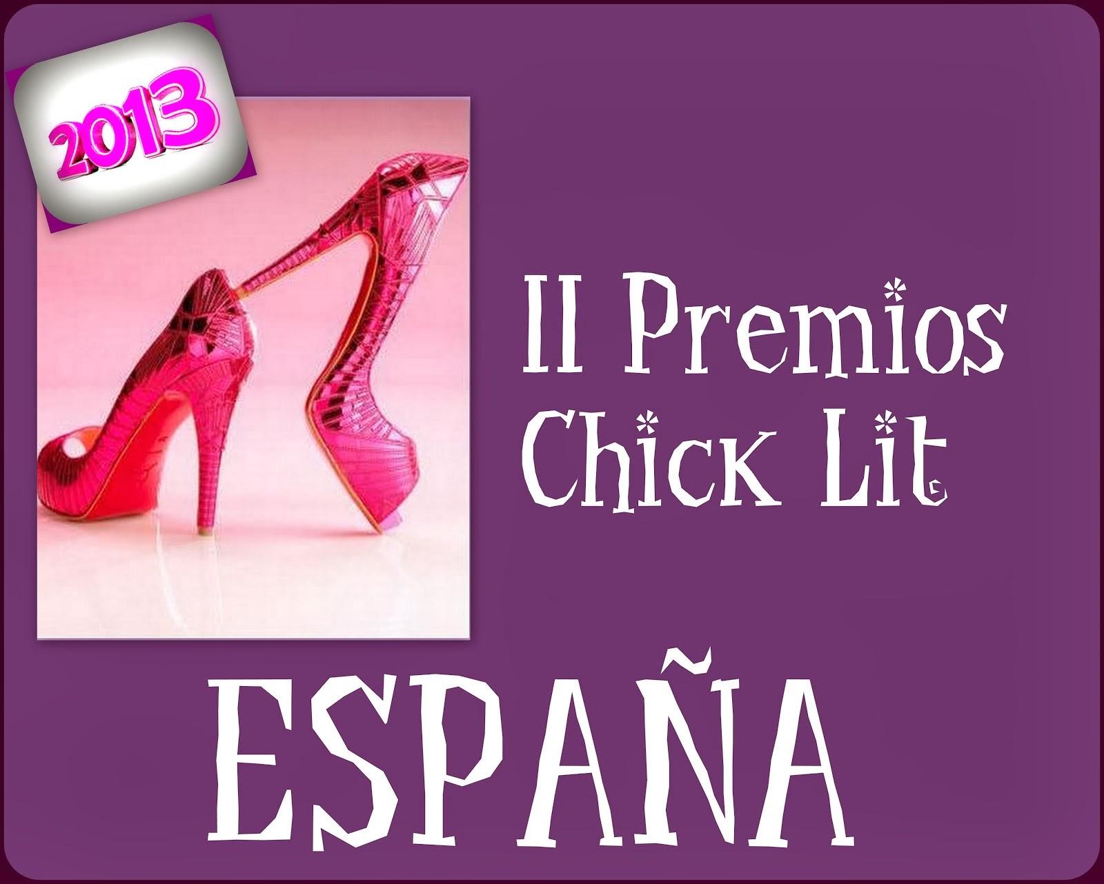 II Premios Chick Lit