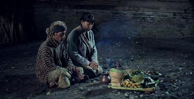 Ritual Pesugihan Omyang Jimbe