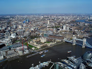On Thursday I experienced 'The View from The Shard' in London.