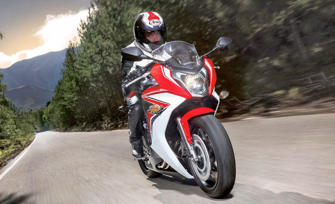 Honda CBR 650F New Sports Bikes